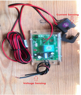 Arduino Power Meter Open-source Kit